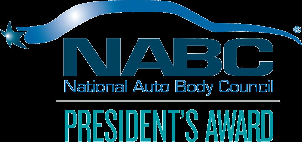 NABC Presidents Award Logo