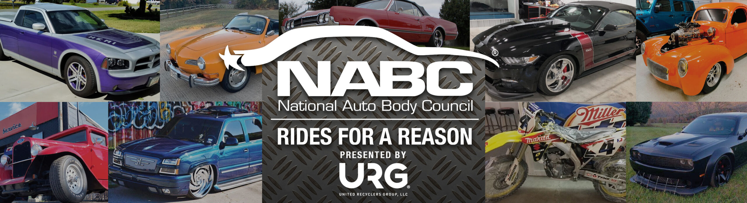 NABC Rides For A Reason Graphic